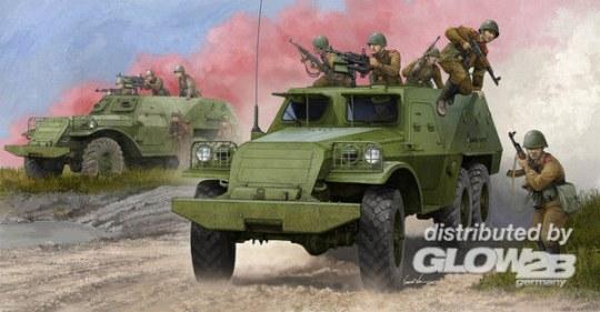Trumpeter - Soviet BTR-152B1 APC