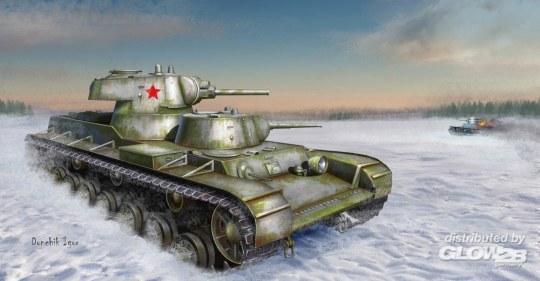 Trumpeter - Soviet SMK Heavy Tank