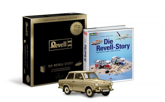 Édition collector – The Revell Story (Édition allemande)