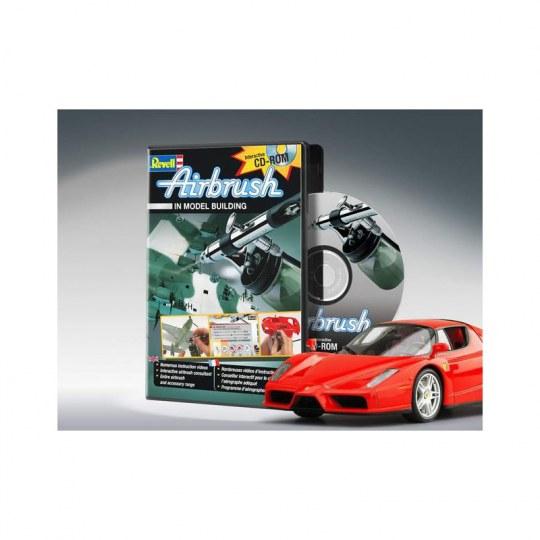 Airbrush/Zubehör-CD GB/F