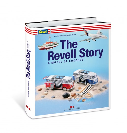 Book – The Revell Story (English Version)