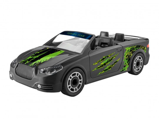 Roadster Tuning Design