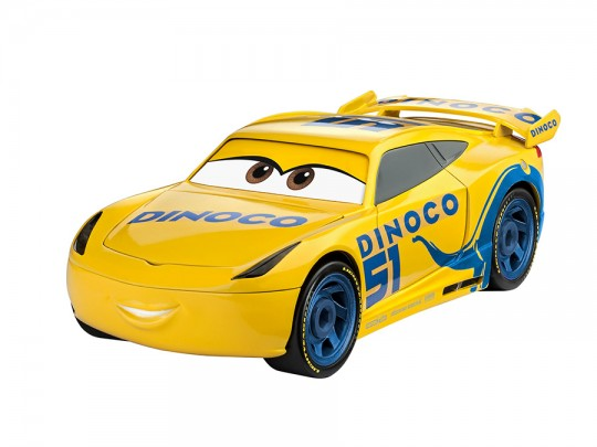 "Cars Modellauto ""Cruz Ramirez"""