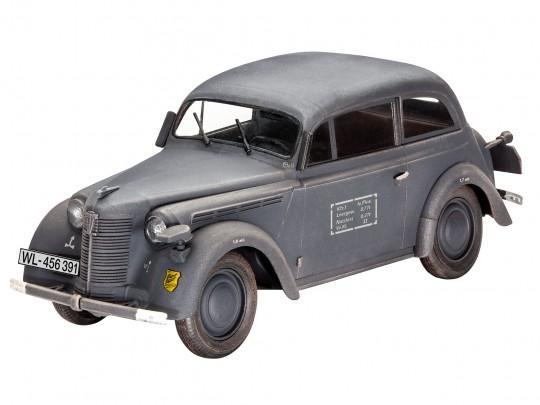 """German Staff Car """"Kadett K38 Sal"""