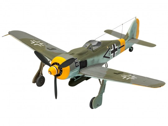 Model Set Focke Wulf Fw190 F-8