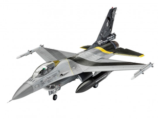 "Model Set F-16 Mlu""100th Anniversary"""