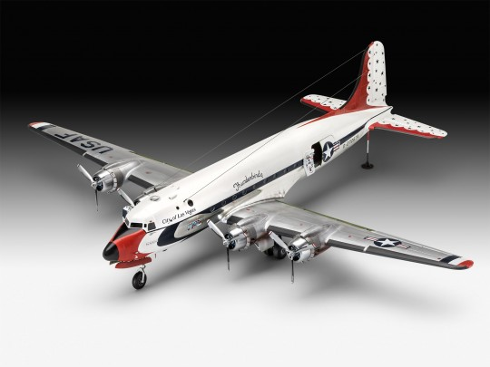 C-54D Thunderbirds  Platinum Edition