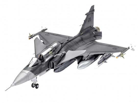 Model Set Saab JAS-39D Gripen Tw
