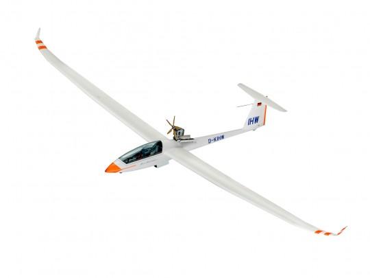 Model Set Glider Duo Discus & Engine