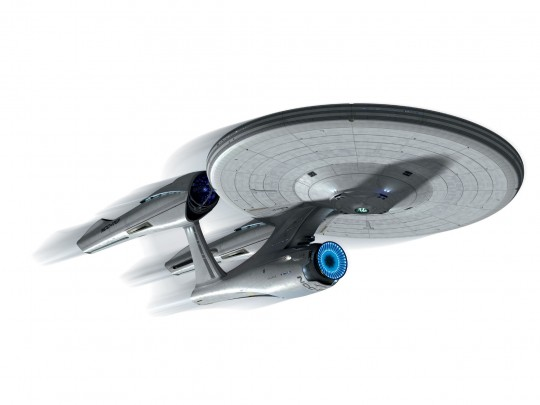 U.S.S. Enterprise NCC-1701 Into Darkness