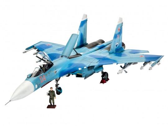 ModelSet Sukhoi Su-27 SM Flanker