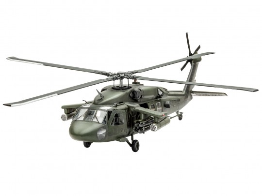 Model Set UH-60A Transport Heli