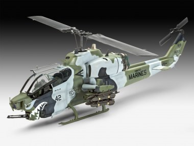 Model Set Bell AH-1W SuperCobra