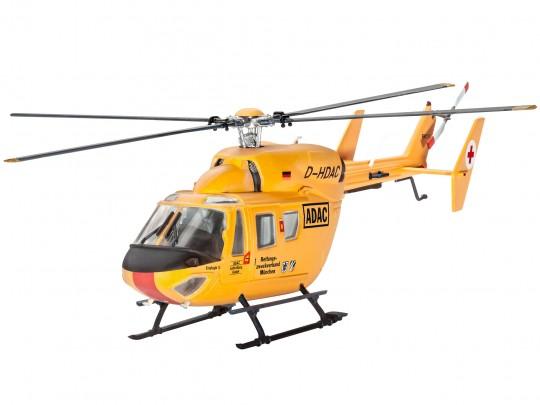 Model Set BK-117 ADAC