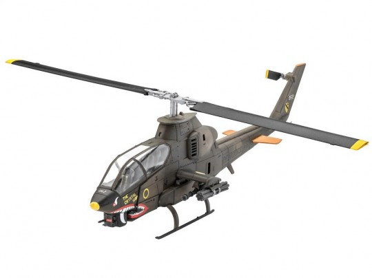 Model Set Bell AH-1G Cobra