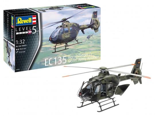 EC135 Heeresflieger/ Germ. Army Aviation