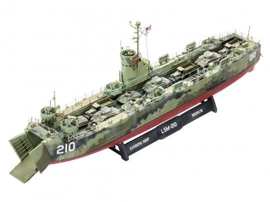 U.S.Navy Landing Ship Medium (early)