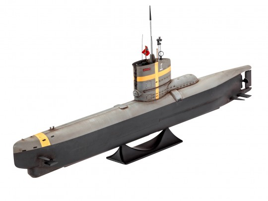 German Submarine Type XXIII