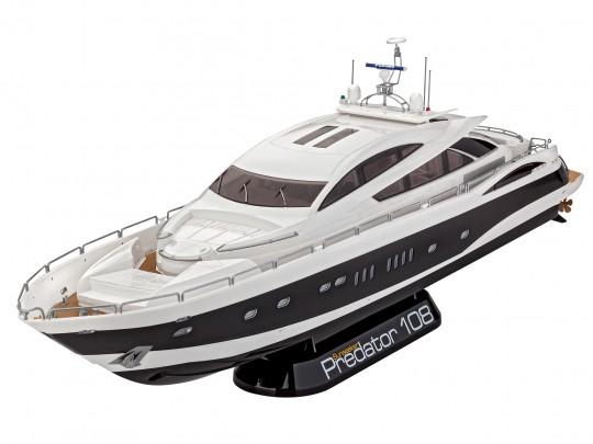 Luxury Yacht 108 ft