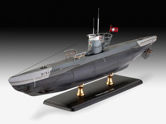 German Submarine Type IIB (1943)