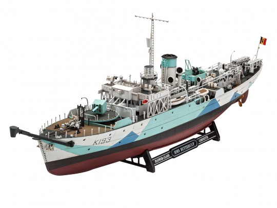Flower Class Corvette HMS BUTTER