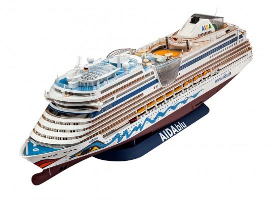 Cruiser Ship AIDAblu
