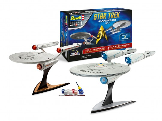 "Geschenkset ""Star Trek"""