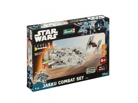 Build & Play Jakku Combat Set
