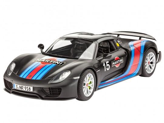 "Porsche 918 ""Weissach Sport"""