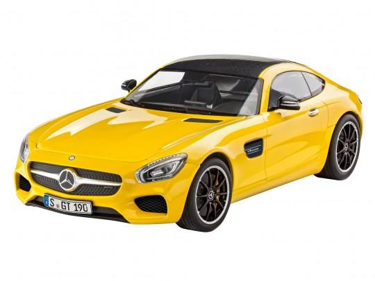 Model Set Mercedes-AMG GT