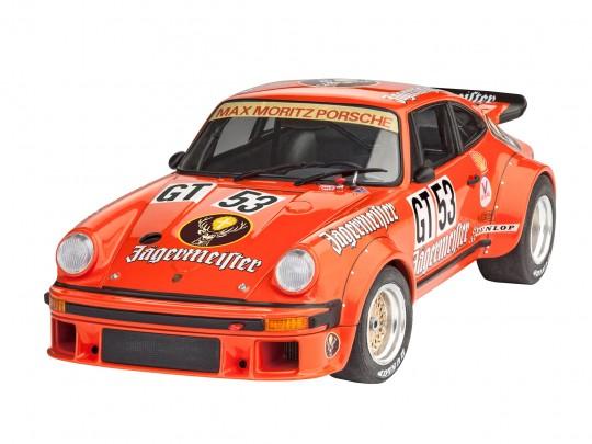 "Model Set Porsche 934 RSR ""Jägermeister"