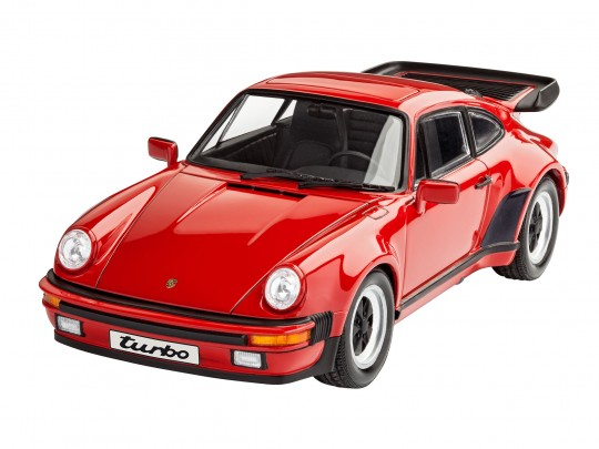 Model Set Porsche 911 Turbo