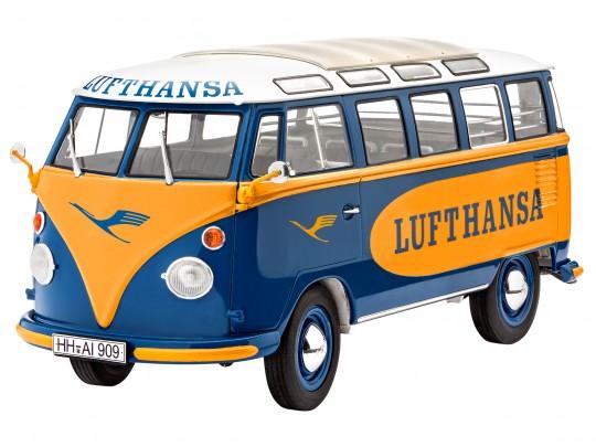 VW T1 SAMBA BUS LUFTHANSA