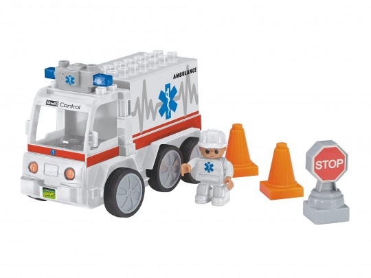 RC Krankenwagen für die Kleinsten
