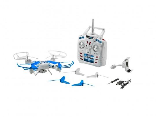 """WiFi Quadcopter """"X-SPY 2.0"""""""