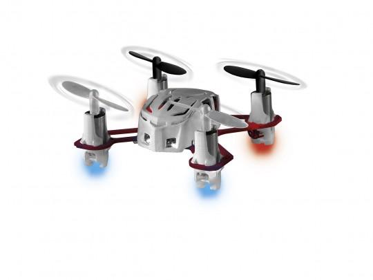 Mini Quadrocopter Nano Quad weiß