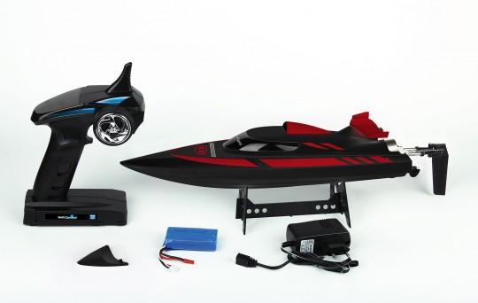 Speed Boat Maxi, schwarz