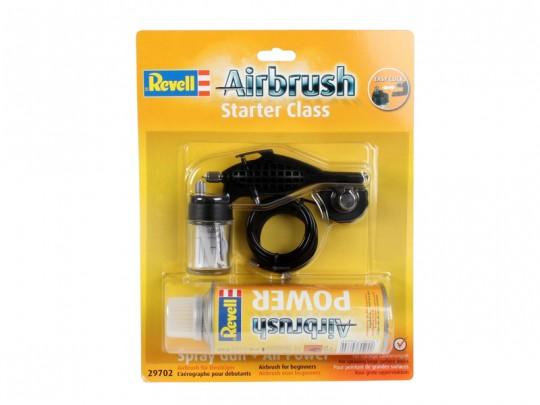 Airbrush Pistole mit Druckluft