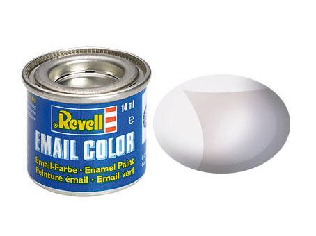 Email Color Farblos, matt, 14ml