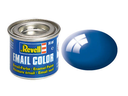 Email Color, Blue, Gloss, 14ml, RAL 5005