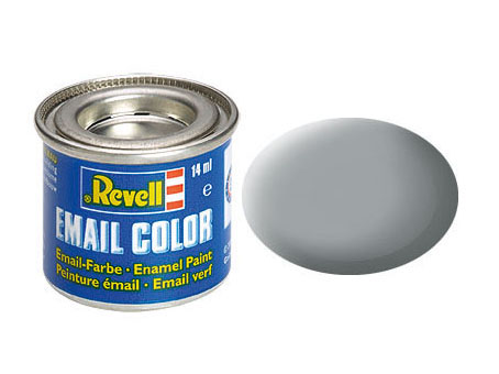 Color hellgrau, matt USAF
