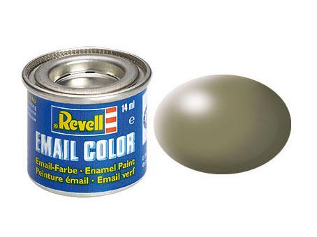 Color schilfgrün, seidenmatt