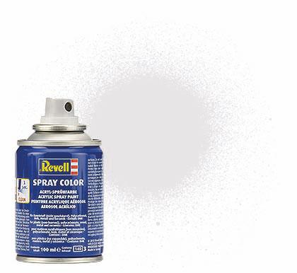 Spray Color Farblos, matt, 100ml