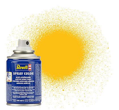 Spray gelb matt 100ml
