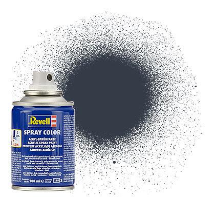 Spray panzergrau matt 100ml