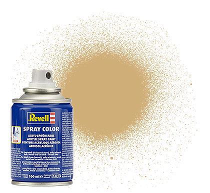 spray gold metallic