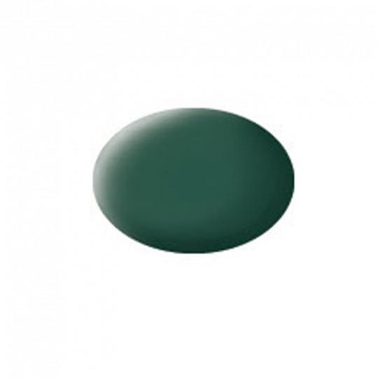 Aqua Color Dunkelgrün, matt, 18ml