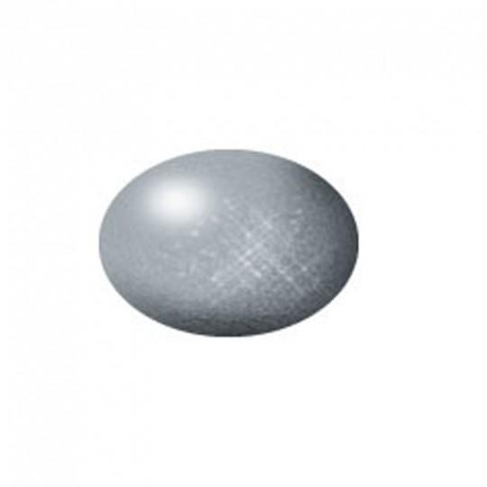 Aqua silber, metallic