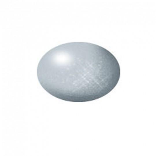 Aqua Color Aluminium, metallic, 18ml