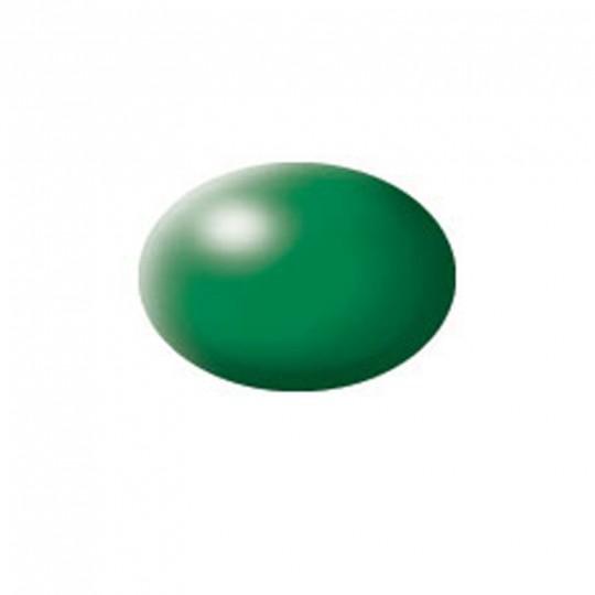 Aqua Color Laubgrün, seidenmatt, 18ml